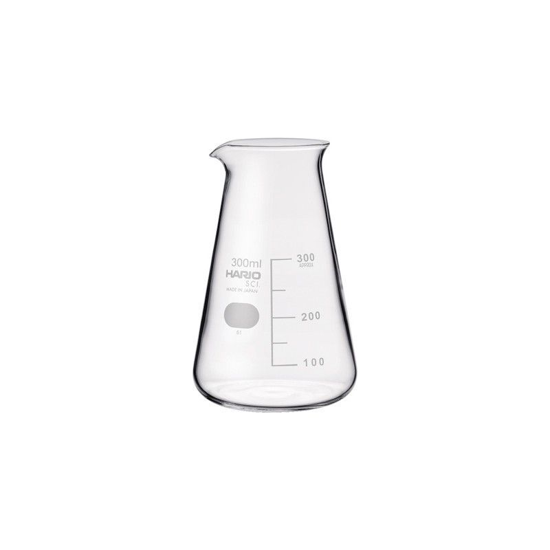 HARIO(078) Conical beaker 300( with Measurements)/CB-300SCI