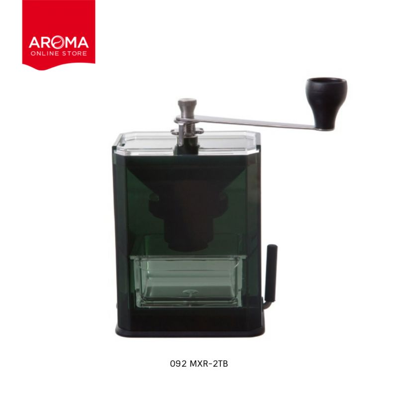 HARIO(092) Clear Coffee Grinder / MXR-2TB
