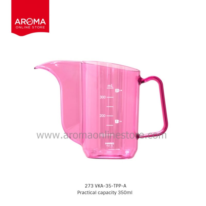 HARIO(273) V60 Drip Kettle Air Punch Pink (Juicee Collection) / VKA-35-TPP-A