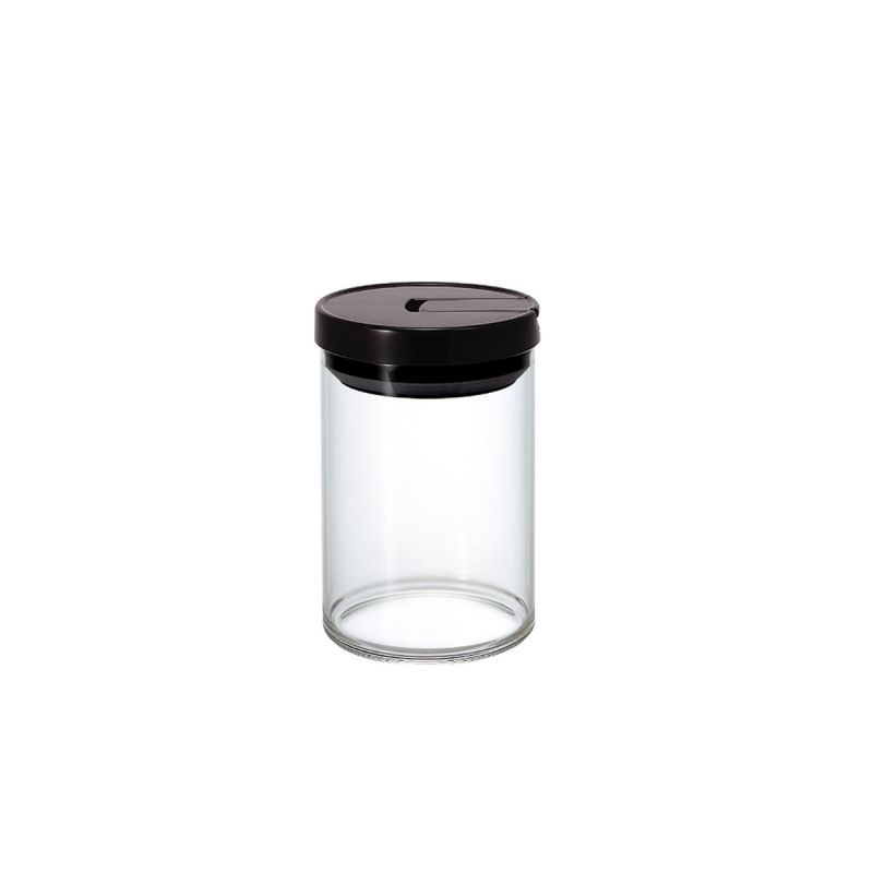 HARIO(013) Coffee Canister M/ Black-MCN-200B